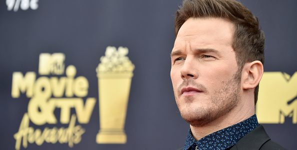 Chris Pratt talks God at 2018 MTV Movie and TV Awards